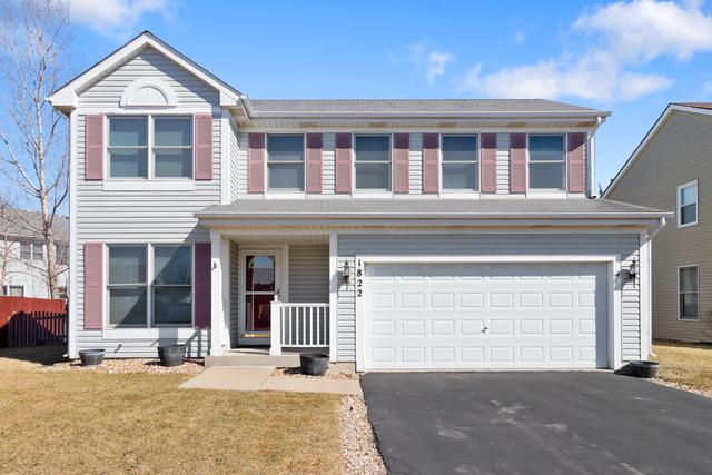 1822 Olde Mill Road, Plainfield, IL 60586 (MLS #09885543) :: The Jacobs Group