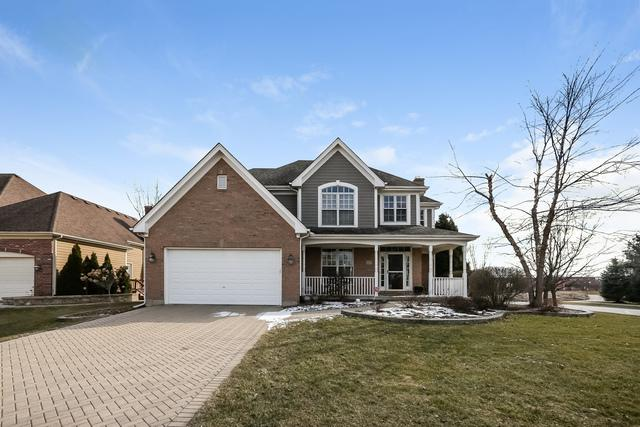 253 Hawk Hollow Drive, Bartlett, IL 60103 (MLS #09885544) :: The Jacobs Group