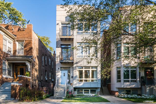 3854 W Wrightwood Avenue #1, Chicago, IL 60647 (MLS #09885625) :: Touchstone Group