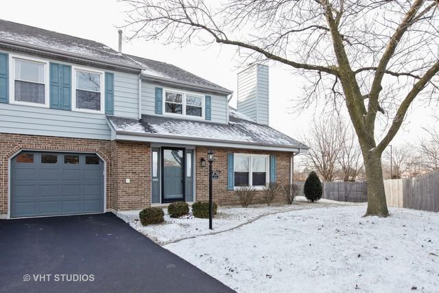 15755 Chesterfield Lane, Orland Park, IL 60462 (MLS #09885631) :: The Jacobs Group