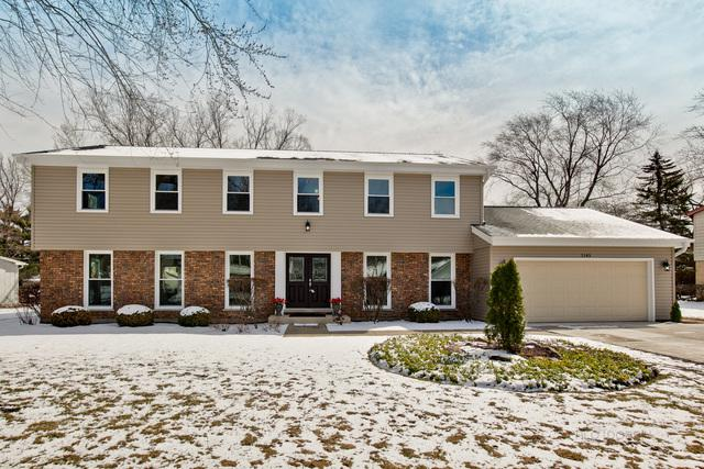 1145 Cayuga Drive, Northbrook, IL 60062 (MLS #09885656) :: The Jacobs Group
