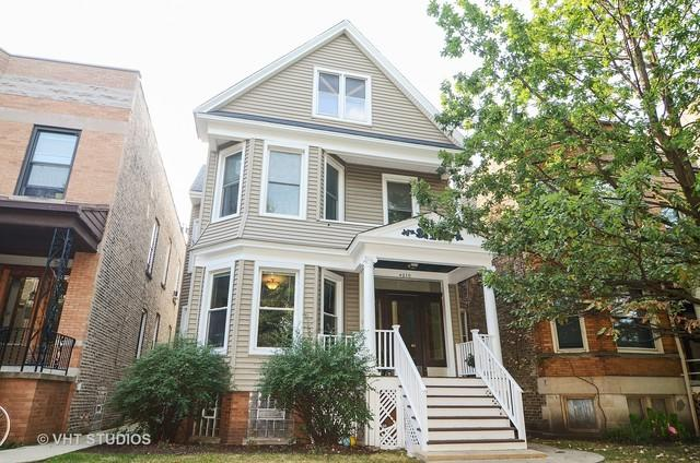 4210 N Winchester Avenue, Chicago, IL 60613 (MLS #09885695) :: Touchstone Group