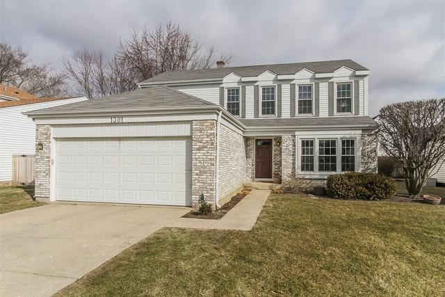 1301 Devonshire Road, Buffalo Grove, IL 60089 (MLS #09885717) :: The Jacobs Group