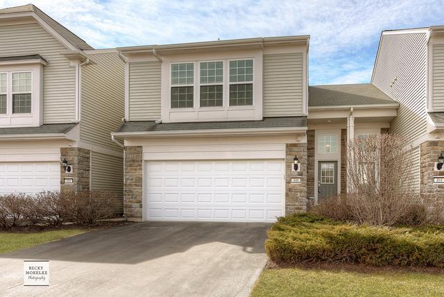 406 Valentine Way, Oswego, IL 60543 (MLS #09885722) :: The Jacobs Group
