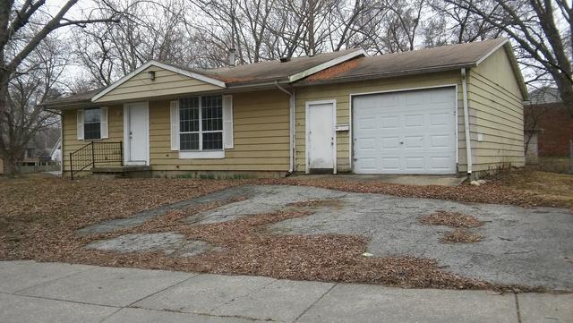 1121 Austin Drive, Urbana, IL 61801 (MLS #09885737) :: Ryan Dallas Real Estate