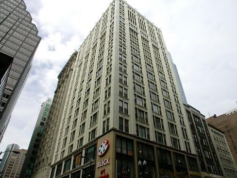 8 W Monroe Street #1700, Chicago, IL 60603 (MLS #09885742) :: Berkshire Hathaway Koenig Rubloff - Carroll Real Estate Group