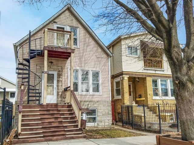 2830 W 39th Place, Chicago, IL 60632 (MLS #09885784) :: The Jacobs Group