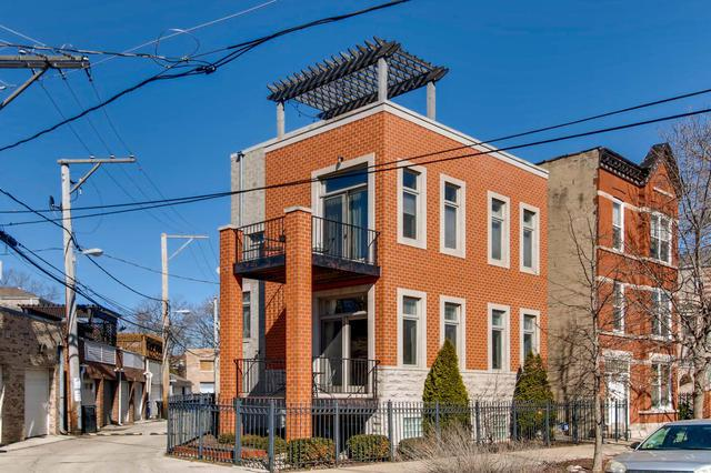 1830 W Ellen Street #1, Chicago, IL 60622 (MLS #09885793) :: Berkshire Hathaway Koenig Rubloff - Carroll Real Estate Group
