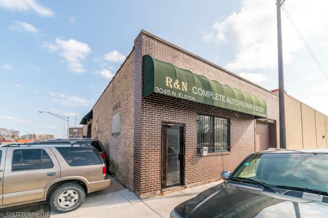 3043 Elston Avenue, Chicago, IL 60618 (MLS #09885854) :: The Jacobs Group