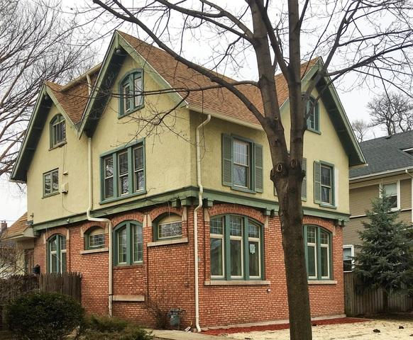 633 S Oak Park Avenue, Oak Park, IL 60304 (MLS #09885867) :: The Jacobs Group