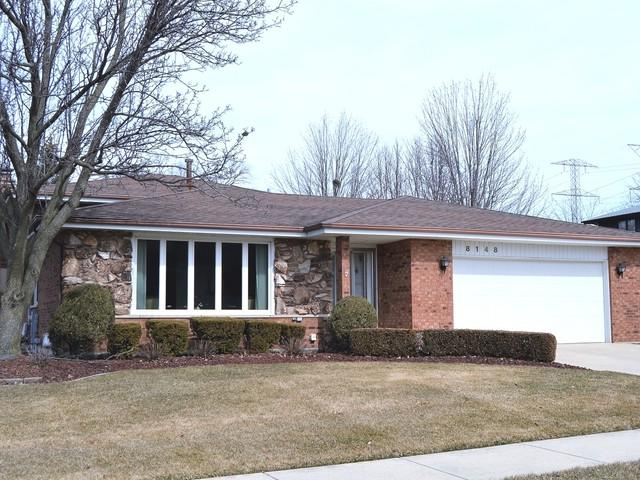 8148 W 157th Street, Orland Park, IL 60462 (MLS #09885891) :: The Jacobs Group