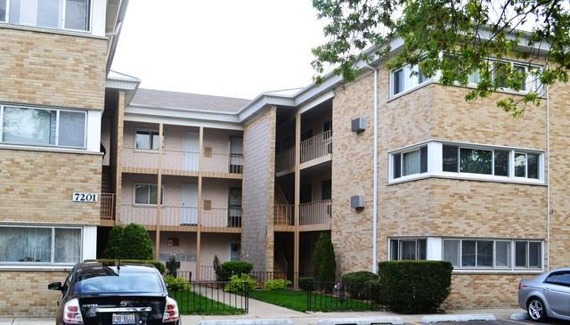 7201 W Wellington Avenue W 3H, Elmwood Park, IL 60707 (MLS #09885938) :: The Jacobs Group