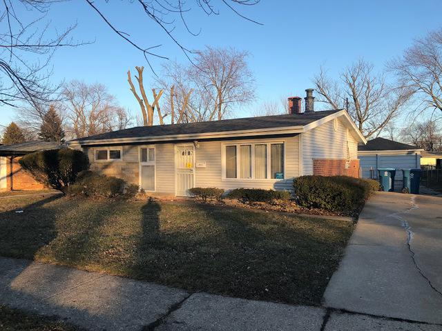 1433 Stanley Boulevard, Calumet City, IL 60409 (MLS #09885983) :: The Jacobs Group