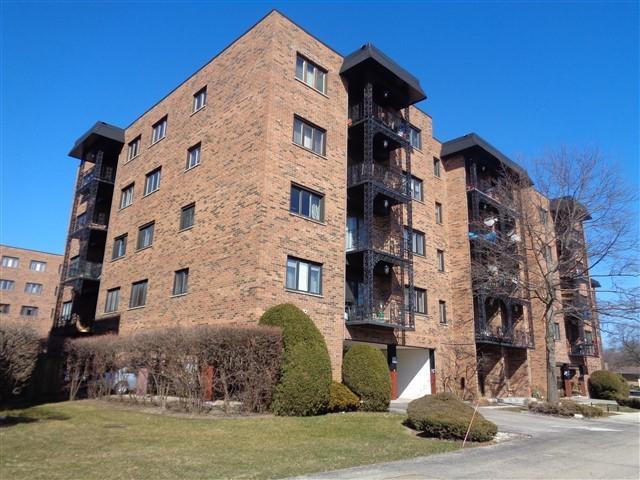 9356 N Landings Lane #407, Des Plaines, IL 60016 (MLS #09885996) :: The Jacobs Group