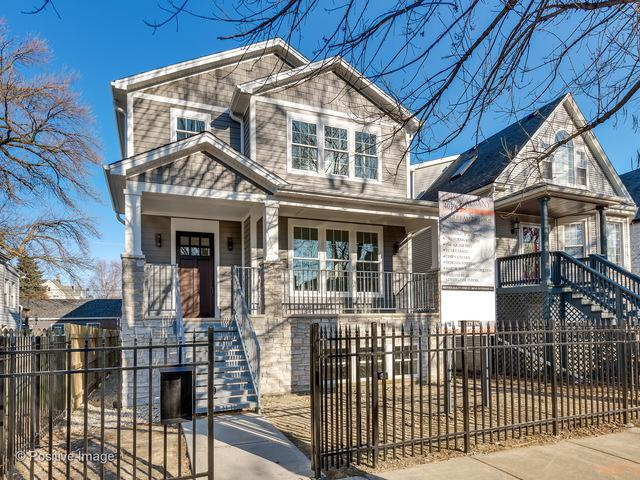 4039 N Albany Avenue, Chicago, IL 60618 (MLS #09886016) :: The Jacobs Group