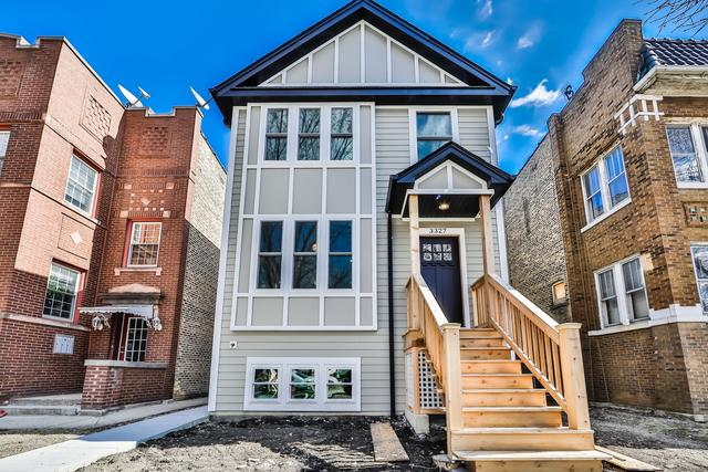 3327 N Harding Avenue, Chicago, IL 60618 (MLS #09886024) :: The Jacobs Group