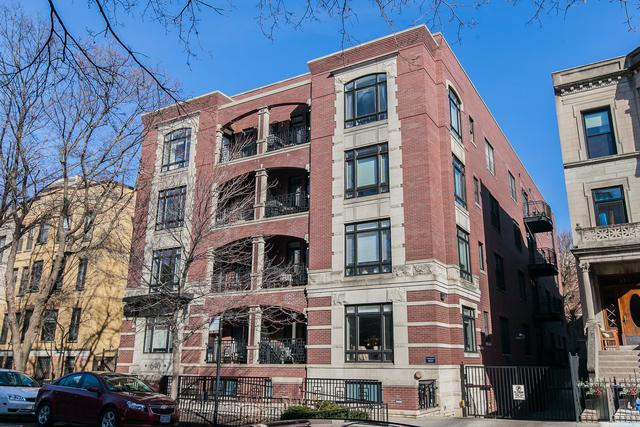 640 W Barry Avenue #201, Chicago, IL 60657 (MLS #09886045) :: The Jacobs Group