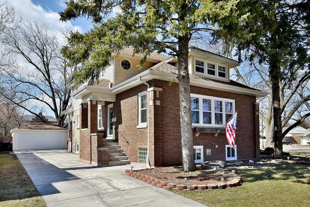 5676 N Neva Avenue, Chicago, IL 60631 (MLS #09886087) :: The Jacobs Group