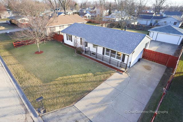 2309 Green Street, Crest Hill, IL 60403 (MLS #09886110) :: Domain Realty
