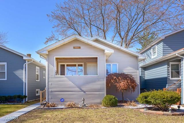 3608 Highland Avenue, Berwyn, IL 60402 (MLS #09886139) :: The Jacobs Group