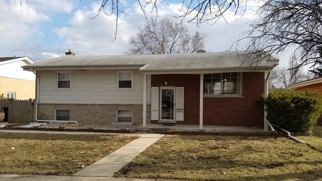 486 Gilbert Drive, Wood Dale, IL 60191 (MLS #09886151) :: Domain Realty