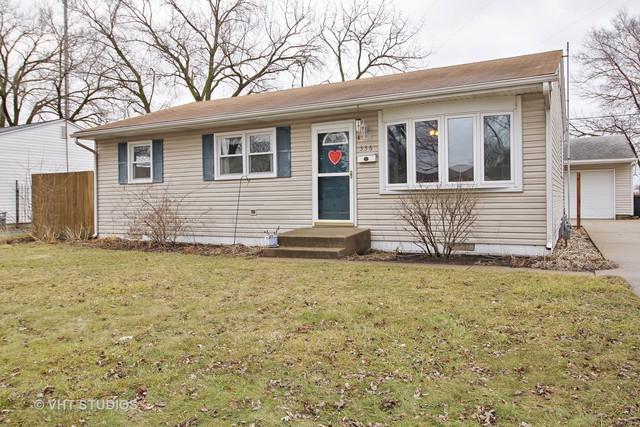 336 S Douglas Drive, Bradley, IL 60915 (MLS #09886173) :: The Jacobs Group