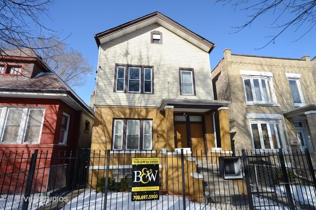 942 N Lawndale Avenue, Chicago, IL 60651 (MLS #09886179) :: The Perotti Group