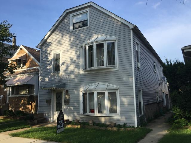 4641 S Springfield Avenue, Chicago, IL 60632 (MLS #09886211) :: The Jacobs Group