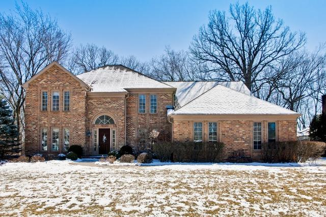 310 Whitmore Lane, Lincolnshire, IL 60069 (MLS #09886273) :: The Schwabe Group