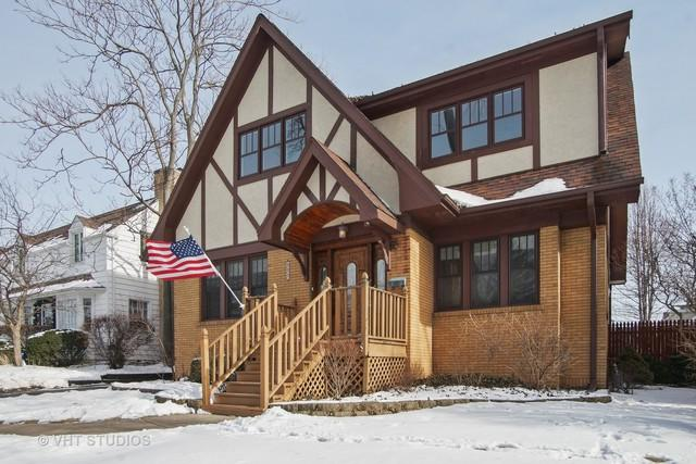 933 N Chestnut Avenue, Arlington Heights, IL 60004 (MLS #09886300) :: The Jacobs Group