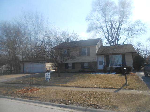4635 Poplar Avenue, Richton Park, IL 60471 (MLS #09886333) :: Domain Realty