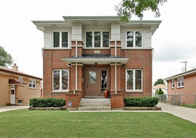 4924 N Orange Avenue, Norridge, IL 60706 (MLS #09886356) :: Littlefield Group