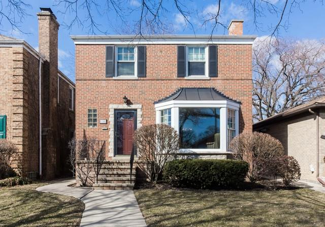 6144 N Kedvale Avenue, Chicago, IL 60646 (MLS #09886368) :: Littlefield Group