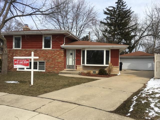 8204 W Maple Avenue, Norridge, IL 60706 (MLS #09886373) :: Littlefield Group