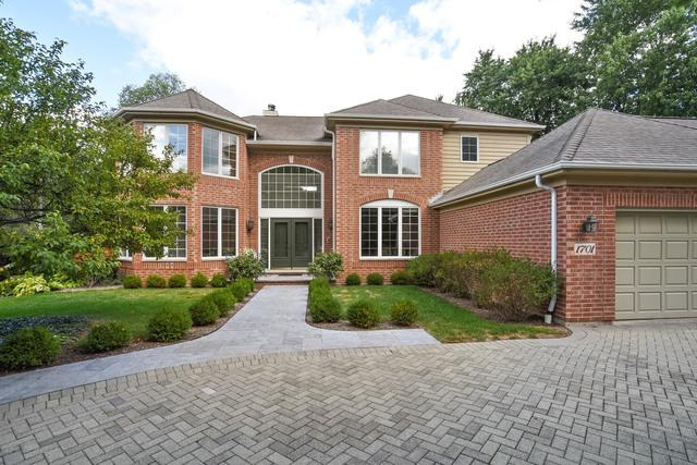 1701 Thornwood Lane, Highland Park, IL 60035 (MLS #09886389) :: The Jacobs Group