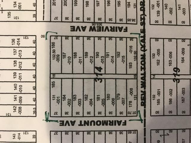 LOT 192 Fairview Avenue, Lockport, IL 60441 (MLS #09886400) :: Angie Faron with RE/MAX Ultimate Professionals