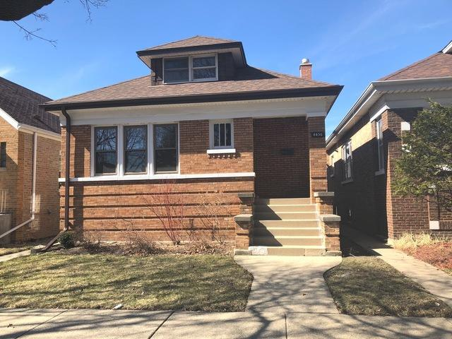 4436 N Menard Avenue, Chicago, IL 60630 (MLS #09886414) :: The Jacobs Group