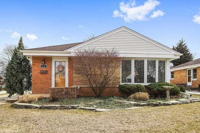 219 S William Street, Mount Prospect, IL 60056 (MLS #09886427) :: Helen Oliveri Real Estate