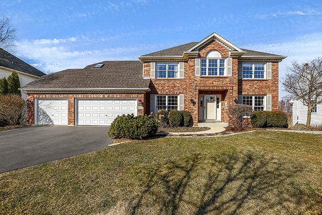 277 Willowwood Drive, Oswego, IL 60543 (MLS #09886474) :: The Jacobs Group