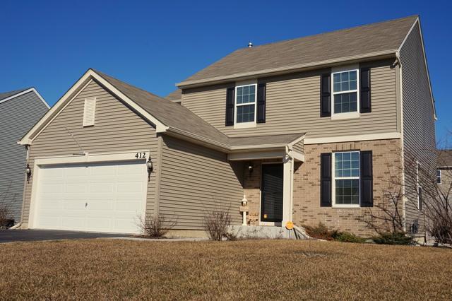 412 Flintock Street, Joliet, IL 60431 (MLS #09886482) :: Lewke Partners