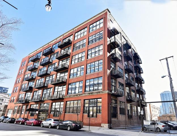 525 W Superior Street #633, Chicago, IL 60654 (MLS #09886523) :: Property Consultants Realty