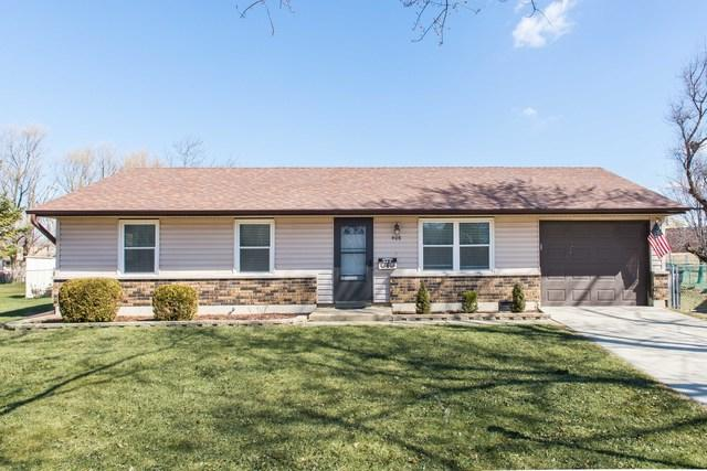 408 Beebe Court, Streamwood, IL 60107 (MLS #09886536) :: The Jacobs Group