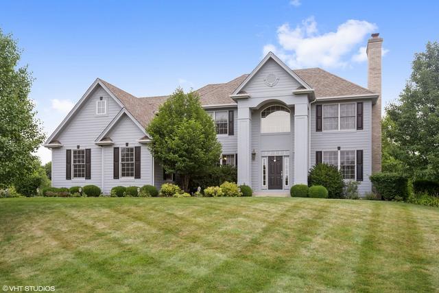 6910 Longmoor Drive, Lakewood, IL 60014 (MLS #09886551) :: Lewke Partners