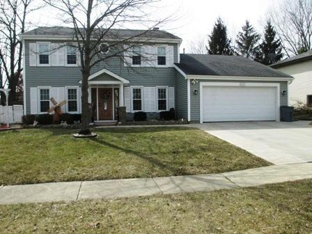 699 Heather Lane, Bartlett, IL 60103 (MLS #09886570) :: The Jacobs Group