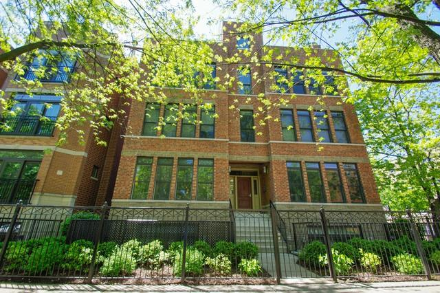 6036 N Damen Avenue 3S, Chicago, IL 60660 (MLS #09886593) :: The Jacobs Group