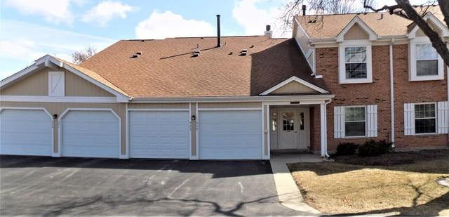 275 Appletree Court #1, Buffalo Grove, IL 60089 (MLS #09886595) :: The Jacobs Group