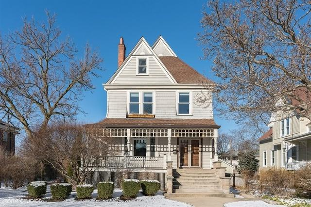 213 N Taylor Avenue, Oak Park, IL 60302 (MLS #09886603) :: The Jacobs Group