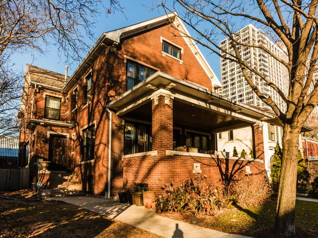 740 W Hutchinson Street, Chicago, IL 60613 (MLS #09886610) :: Touchstone Group