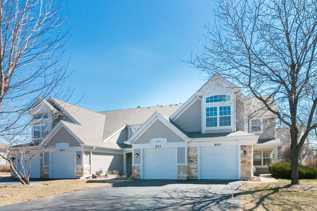 840 Pembrook Court, Carol Stream, IL 60188 (MLS #09886619) :: The Jacobs Group