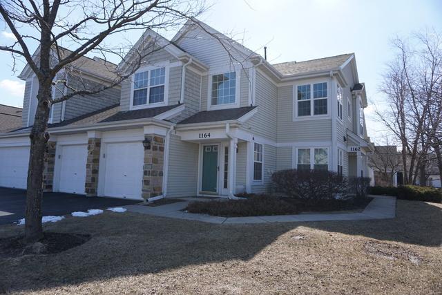 1164 Bristol Lane #1164, Buffalo Grove, IL 60089 (MLS #09886624) :: The Schwabe Group